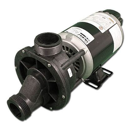 "01710502-2000: Bath Pump, Aqua-Flo TMCP, 1.0HP, 115V, 1-Spd, 12.0A, 1-1/2""MBT Center Discharge, w/Air Switch"