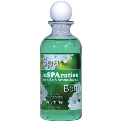219X: Fragrance, Insparation Liquid, Jasmine, 9oz Bottle