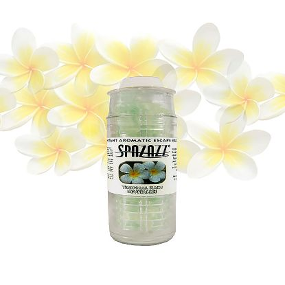 352: Fragrance, Spazazz, Original Beads, Tropical Rain, .5oz Cartridge