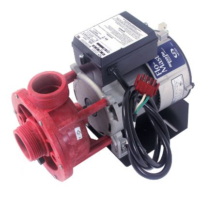 "403627: Pump, Dreamaker Spas, 1.5HP (Pre-2014) 115V, 1-Speed, 1-1/2""MBT, CD, 48-Frame w/ Amp Cord"