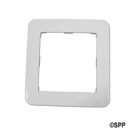 519-4090: Skimmer Plate, Waterway, Old style, Plastic, White