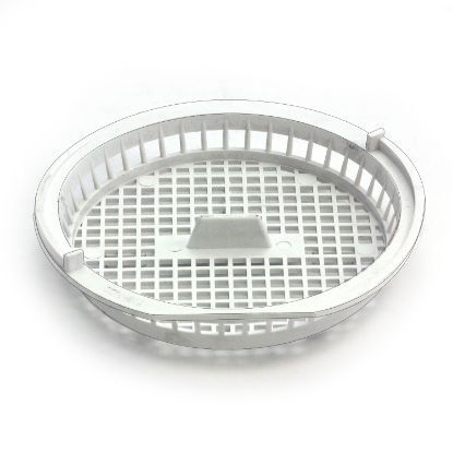 519-8130: Filter Basket, WATERW, Dyna-Flo,Low Flo, Black