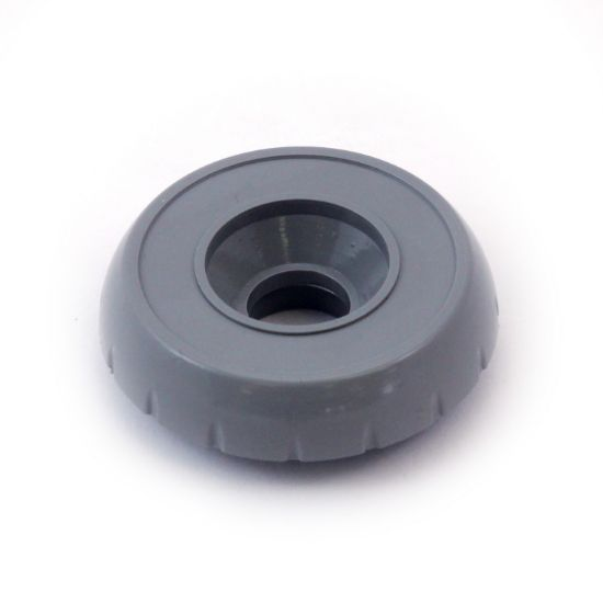 "602-4347: Cover, Diverter Valve, Waterway, 1"" Vertical/Horizontal, Notched, Gray"