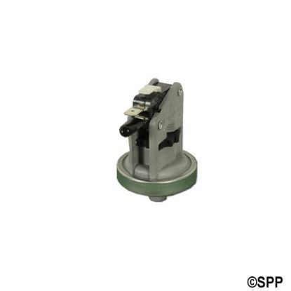 "800140-3: Pressure Switch, Len Gordon, SPDT, 6 Amp, 1-5 Psi, 1/8"" NPT, Used on Gas Millivolt Heaters"