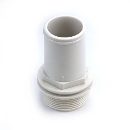 "417-6140: Adapter, Return, Waterway, 1-1/2""MPT x 1-1/2""Hose"