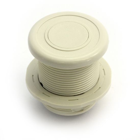 LG10-BGE: Air Button, Len Gordon #10, Beige