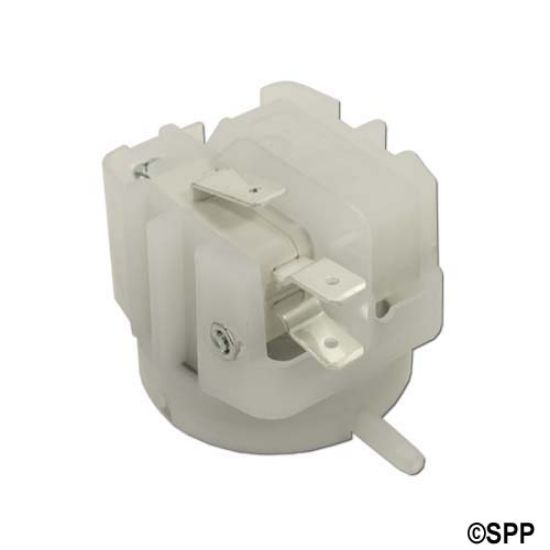 6721-20: Air Switch, Herga, Radial Spout, SPDT
