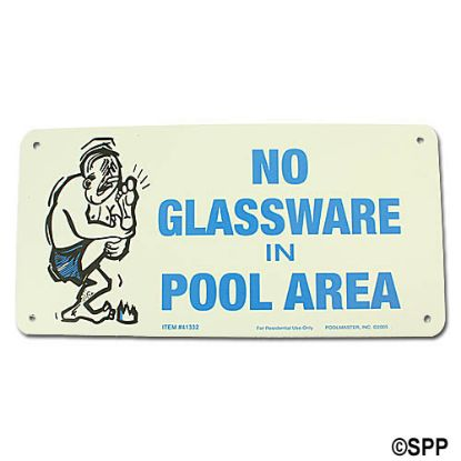 41332: Backyard Sign, No Glassware