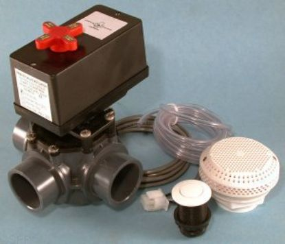 48-0142: Baptismal Auto Drain Kit, HydroQuip, AD2900H, BES/PEB2 Series