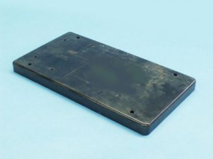 "672-1060: Base, Equipment System, Waterway, 15-1/2"" x 8-1/2"" x 1"", Flat"