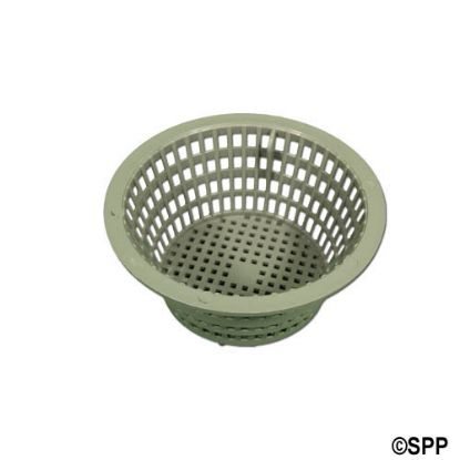 519-8017: Basket Assembly, Filter, Waterway, Dyna-Flo Series Skim Filter, Gray