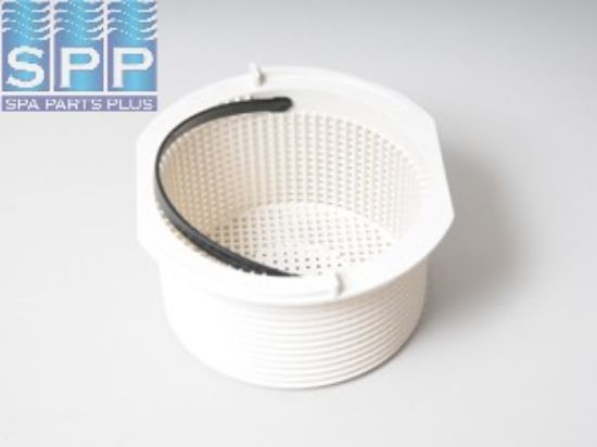 550-1030: Basket Assembly, Filter, Waterway, Flo-Pro II w/ Handle