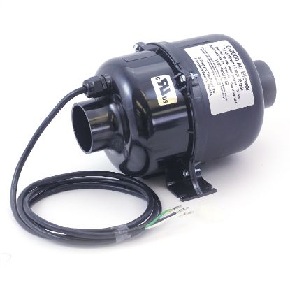 3210120-A: Blower, Air Supply Comet 2000, 1.0HP, 115V, 4.5A, Amp Cord