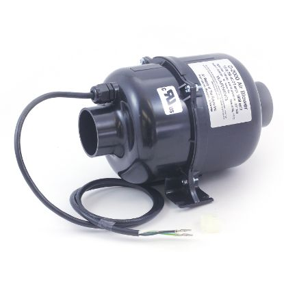 3210220-A: Blower, Air Supply Comet 2000, 1.0HP, 230V, 2.4A, Amp Cord