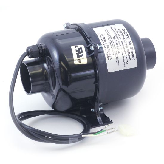3213220-A: Blower, Air Supply Comet 2000, 1.5HP, 230V, 3.5A, Amp Cord
