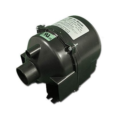 2510220-A: Blower, Air Supply Max Air, 1.0HP, 230V, 2.4A, Amp Cord