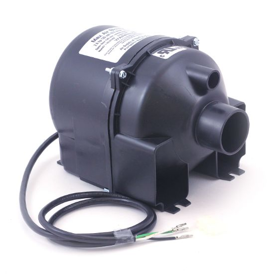 2518120-A: Blower, Air Supply Max Air, 2.0HP, 115V, 9.0A, Amp Cord