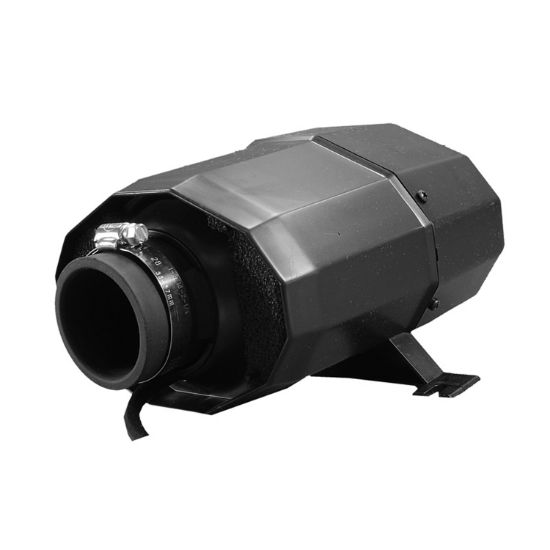 AS-820U: Blower, HydroQuip Silent Aire, 1.5HP, 230V, 3.1A, Amp Cord
