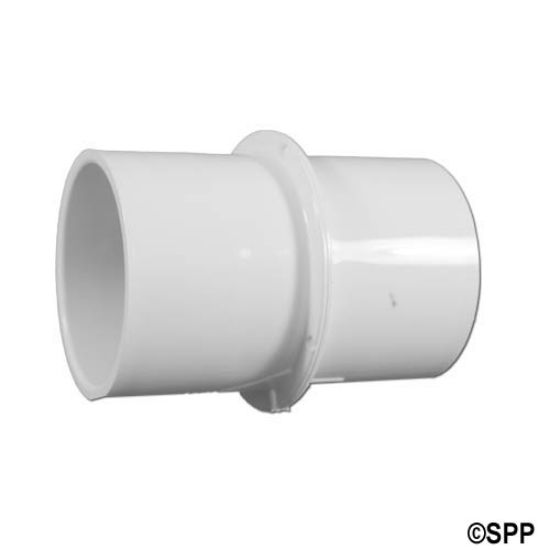 "550-6800: Check Valve, Waterway, 2""S, Flapper, 2.5-8lbs, White"