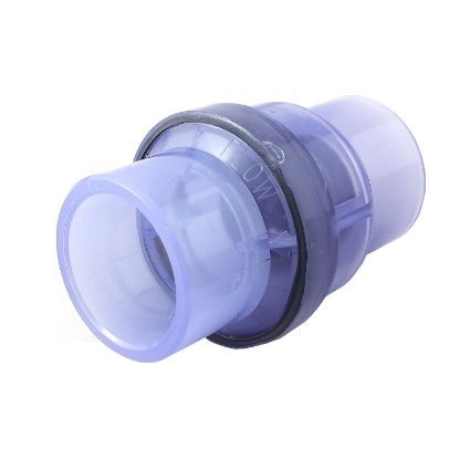 "71980: Check Valve, Watkins, 1-1/2""S (2""Spg) Clear (1989 - Present)"