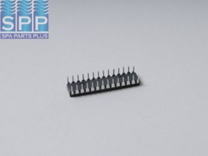 3-60-1052: Chip, Circuit Board, Spa Builders LX10/15 (Sundance/Artesian) Rev 5.03