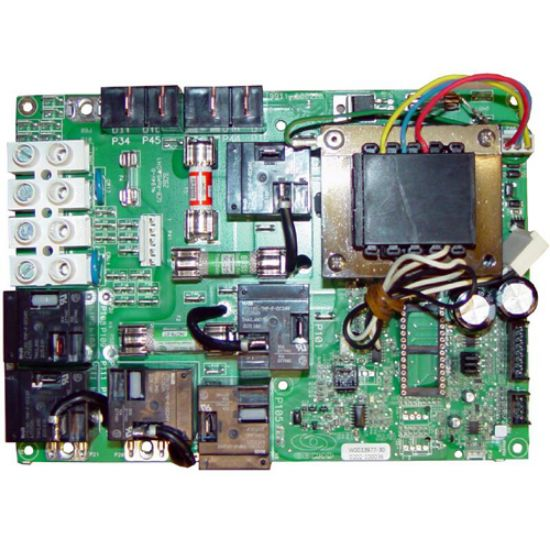 33-0024C-R3: Circuit Board, HydroQuip, ECO-3, 6230/9230, 230V, 3-Wire, JST Cable