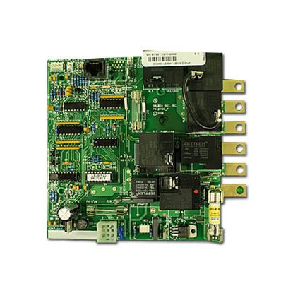 51793: Circuit Board, Leisure Bay (Balboa), LB102R1, Digital Duplex, 8 Pin Phone Cable