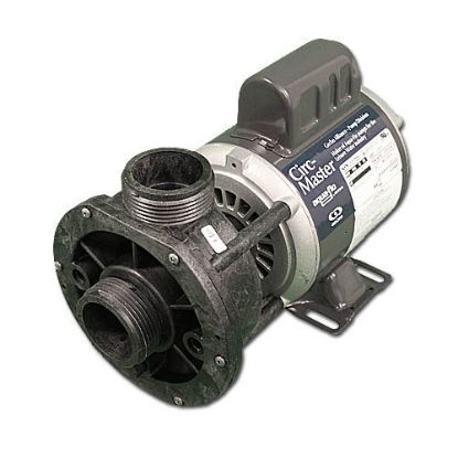 "02593641: Circulation Pump, Aqua-Flo, CMCP, 1/15HP, CD, 1-Speed, 115V, 1.3A, 1-1/2""MBT, Includes Unions"