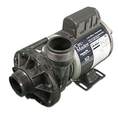"02093000-2010: Circulation Pump, Aqua-Flo CMHP, 1/15HP, SD, 1-Speed, 115V, 1.3A, 1-1/2""MBT, Includes Unions"