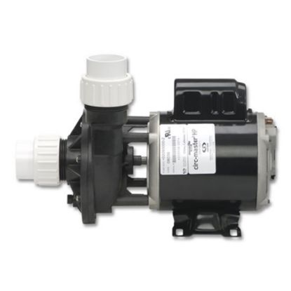 "02093001-2010: Circulation Pump, Aqua-Flo CMHP, 1/15HP, SD, 1-Speed, 230V, 0.6A, 1-1/2""MBT, Includes Unions"