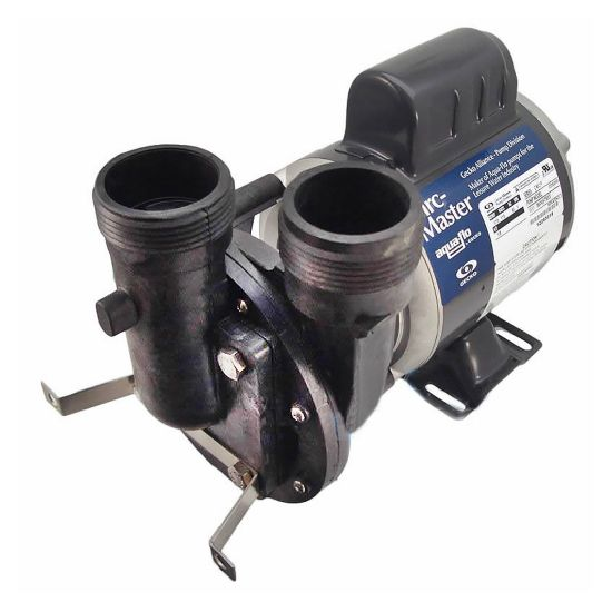 "00710003-2510: Circulation Pump, Aqua-Flo CMVP, 1/15HP, VD, 48-Frame, 1-Speed, 230V, 0.7A, 1-1/2""MBT, Includes Unions"