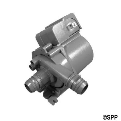 "PU602394: Circulation Pump, Grundfos 43 Series, 1"" Barb, 230V, 0.35A"