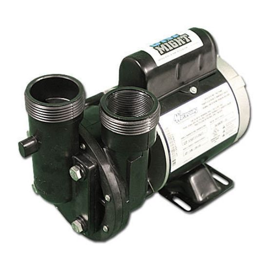 "3410030-1X: Circulation Pump, Waterway Uni-Might, 1/15HP, 115V, 1.6A, 1-Speed, 40GPM, 1-1/2""MBT, Less Unions"