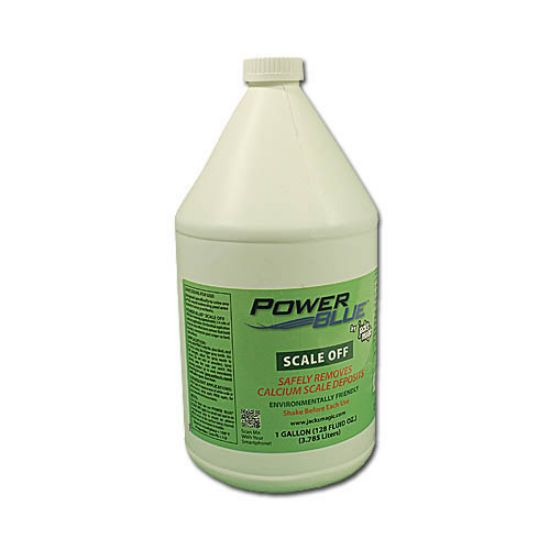PBSOGAL: Cleaner,JACKS MAGIC,POWER BLUE,Scale Off,1 Gal Bottle
