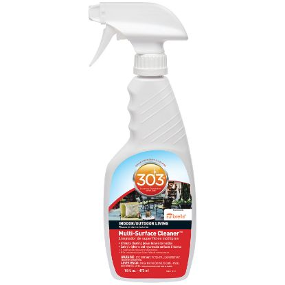 030445: Cleaning Product, 303, Multi-Surface Cleaner, 16oz Spray Bottle