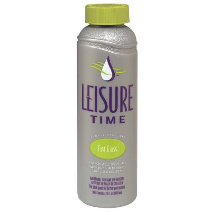 P: Cleaning Product, LeisureTime, Fast Gloss, 16oz Bottle