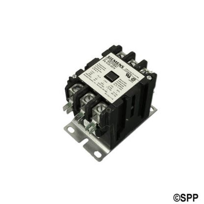 3PC-120: Contactor, 3PST, 115VAC Coil, 50A