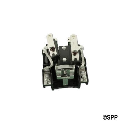 W199AX-9: Contactor, PRD Style, DPST-NO, 115VAC Coil, 30A