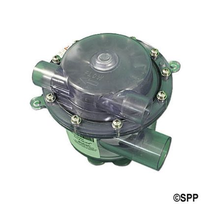 "17-8075: Cycle Valve III, HydroAir, 8-Port, 1/2""S Jet Ports"