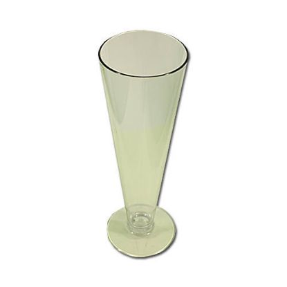 A10424SC: Drinkware, Acrylic, 14oz Pilsner Glass, Case Of 24