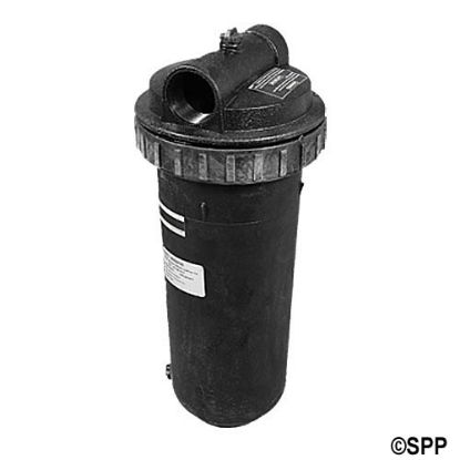 "CFR-25: Filter Assembly, Jacuzzi, CFR, 25 Sq Ft, 1-1/2""FPT, 18"" Tall x 8""OD Lid"