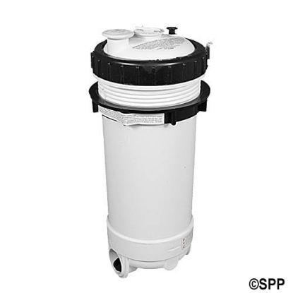 "172522: Filter Assembly, Rainbow, RCF, 25 Sq Ft, 1-1/2""Slip w/ Chlorine/Bromine Dispenser"