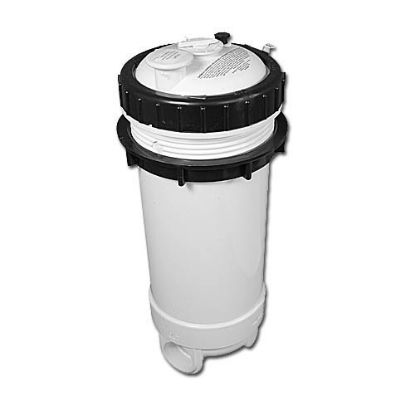 "172524: Filter Assembly, Rainbow, RCF, 50 Sq Ft, 1-1/2""Slip w/ Chlorine/Bromine Dispenser"