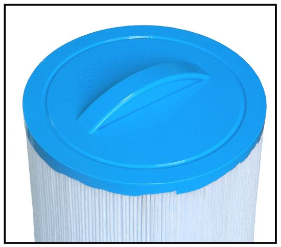 "P8CH-102: Filter Cartridge, Proline, Diameter: 8"", Length: 15-1/2"", Top: semi-circular Handle, Bottom: 2"" male thread/MPT  95Sq. Ft."