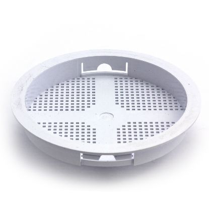 "100540: Filter/Skimmer Basket,COLEMAN('94-'08)Snap-In,Top Mount Skim Filter,White(9.25""OD)Snaps On Top Of Coleman Filter"