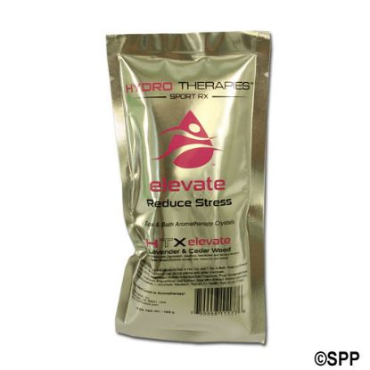 731: Fragrance, Insparation Sport RX, Crystals, Elevate, 4oz Packet