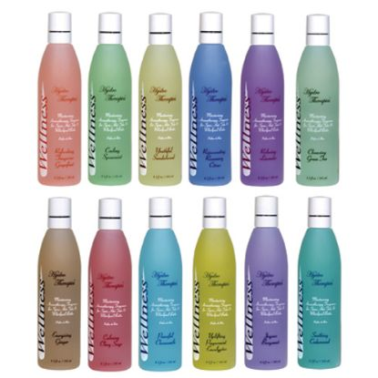 520XC: Fragrance, Insparation Wellness, Liquid, Case of 12, Assorted 8oz Bottles