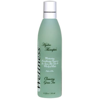 524X: Fragrance, Insparation Wellness, Liquid, Cleansing Green Tea, 8oz Bottle