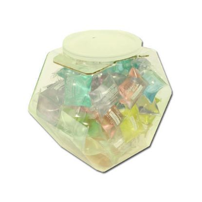 252W: Fragrance, Insparation Wellness, Liquid, Fish Bowl w/50 Assorted 1/2oz Pillow Packets