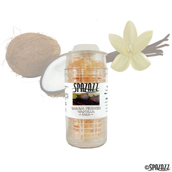 351: Fragrance, Spazazz, Original Beads, Warm French Vanilla, .5oz Cartridge